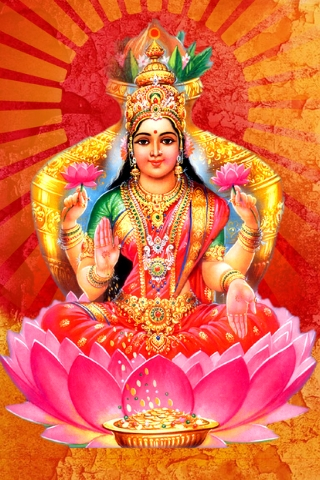 maa laxmi wallpaper for mobile