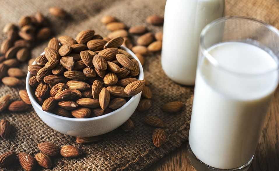 Almonds during Pregnancy for Fair Baby