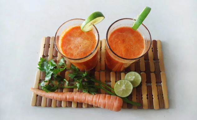 fast weight loss Carrot drink in hindi